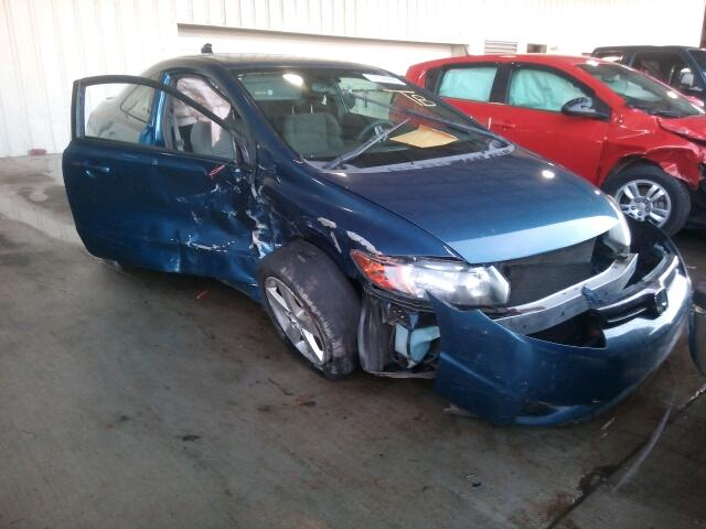 COPART Lot #14346496 2006 HONDA CIVIC EX