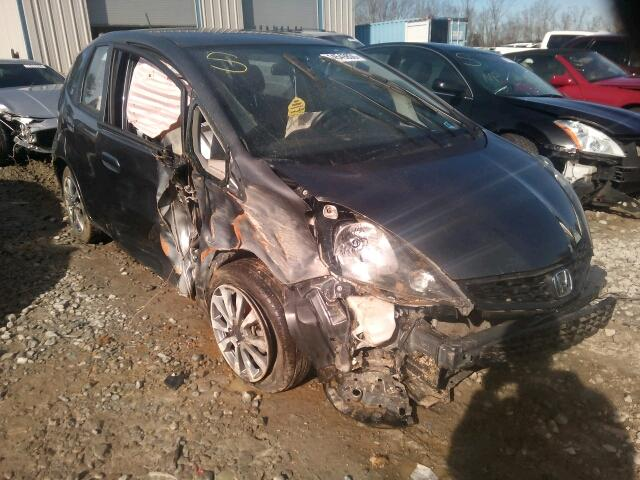 COPART Lot #14549806 2012 HONDA FIT SPORT