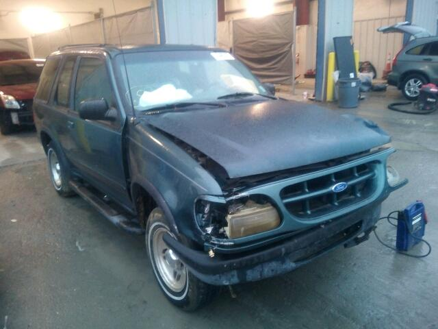 COPART Lot #20884127 1997 FORD EXPLORER