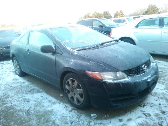 COPART Lot #15315636 2009 HONDA CIVIC LX