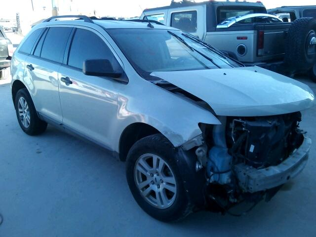 COPART Lot #15594836 2007 FORD EDGE SE