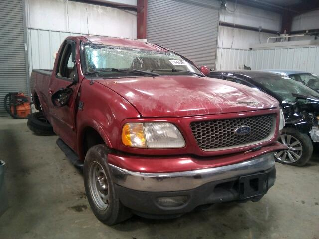 COPART Lot #16475186 2003 FORD F150