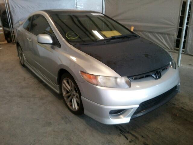COPART Lot #16579936 2006 HONDA CIVIC SI