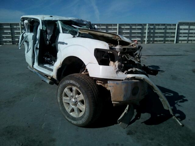 COPART Lot #27158507 2014 FORD F150