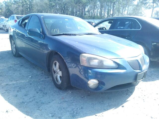 COPART Lot #28850597 2006 PONTIAC GRAND PRIX
