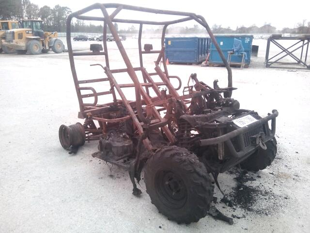 COPART Lot #16929806 2007 POLARIS RANGER XP