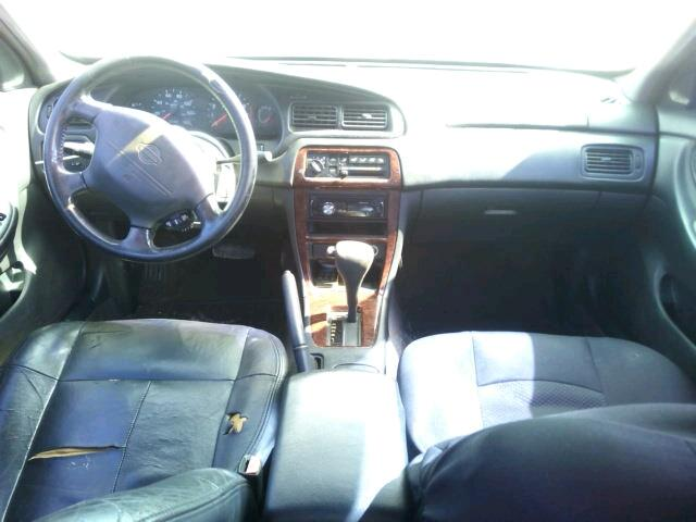 2000 NISSAN ALTIMA XE/