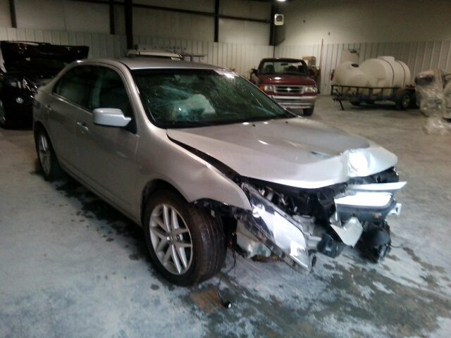 COPART Lot #24442577 2012 FORD FUSION SEL