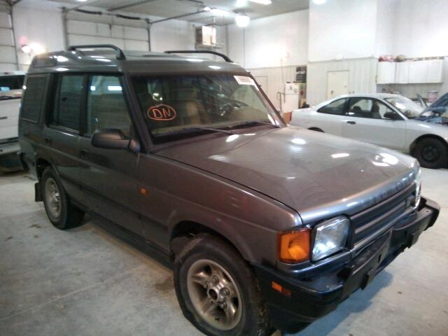COPART Lot #17607026 1997 LAND ROVER DISCOVERY