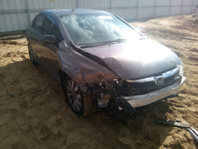 COPART Lot #17672036 2009 HONDA CIVIC EX