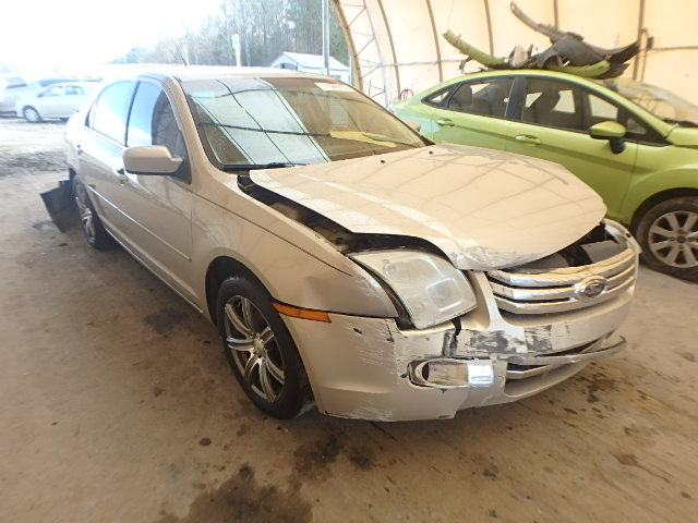 COPART Lot #17566916 2008 FORD FUSION SEL
