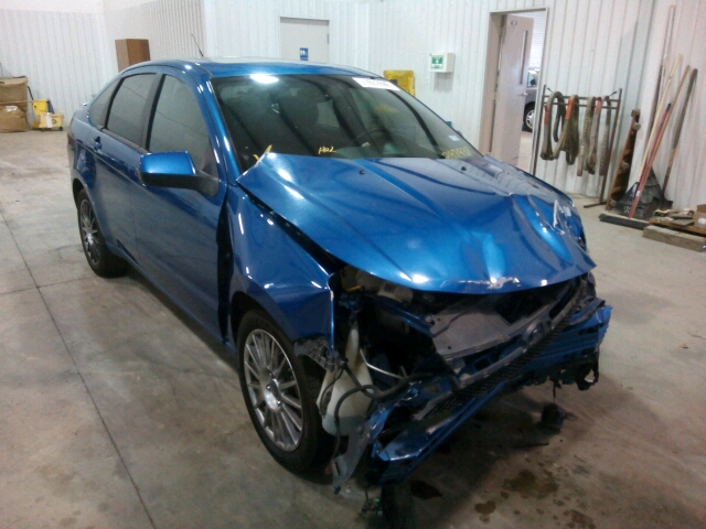 1FAHP3GN9AW297937 - 2010 FORD FOCUS SES