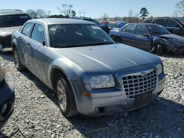 COPART Lot #16724196 2007 CHRYSLER 300