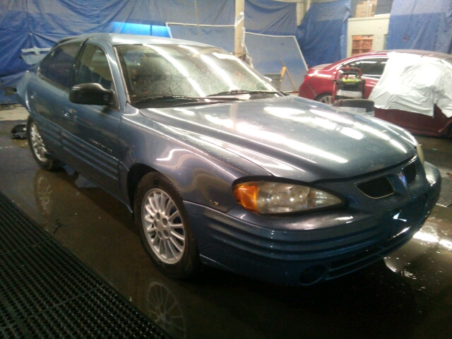 COPART Lot #17736986 1999 PONTIAC GRAND AM S
