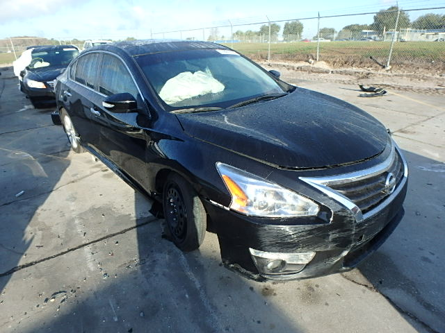 COPART Lot #17897816 2014 NISSAN ALTIMA 2.5
