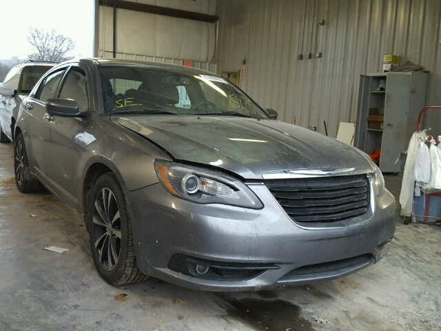 COPART Lot #17609656 2012 CHRYSLER 200 S