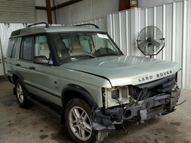 SALTW16443A780832 - 2003 LAND ROVER DISCOVERY