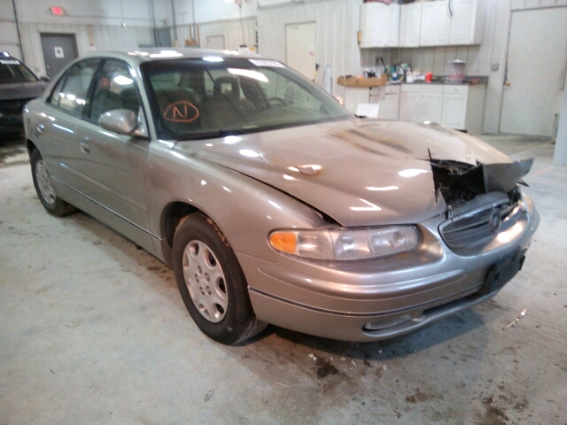 2G4WB52K921222409 - 2002 BUICK REGAL LS
