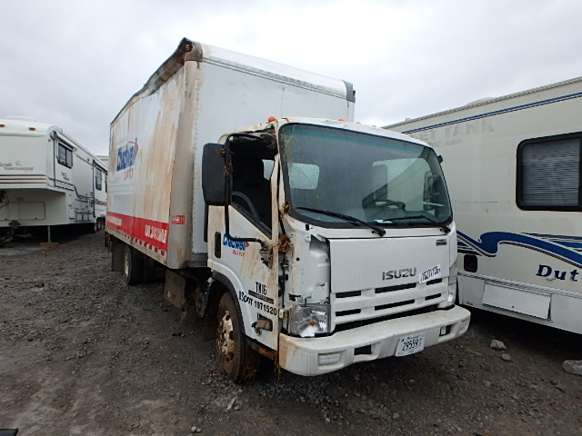 COPART Lot #18271106 2015 ISUZU NPR HD