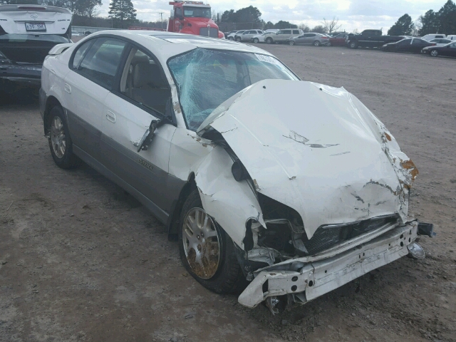 4S3BE896X27200183 - 2002 SUBARU LEGACY OUT