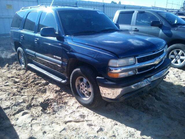 COPART Lot #18178026 2002 CHEVROLET TAHOE K150