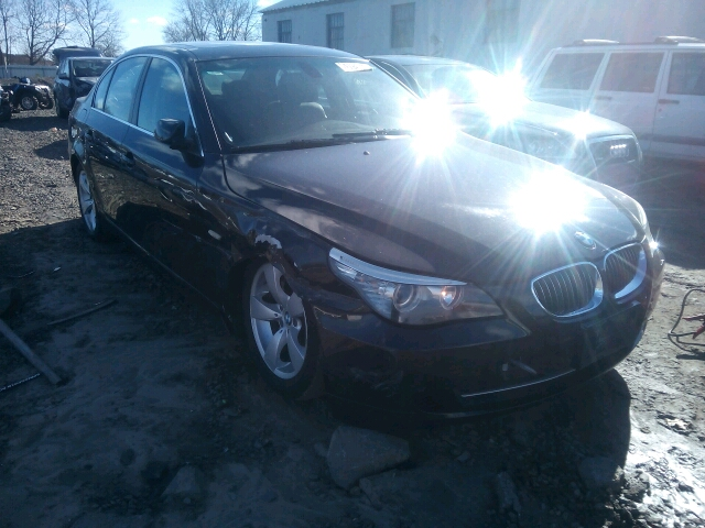 COPART Lot #17941066 2008 BMW 528I