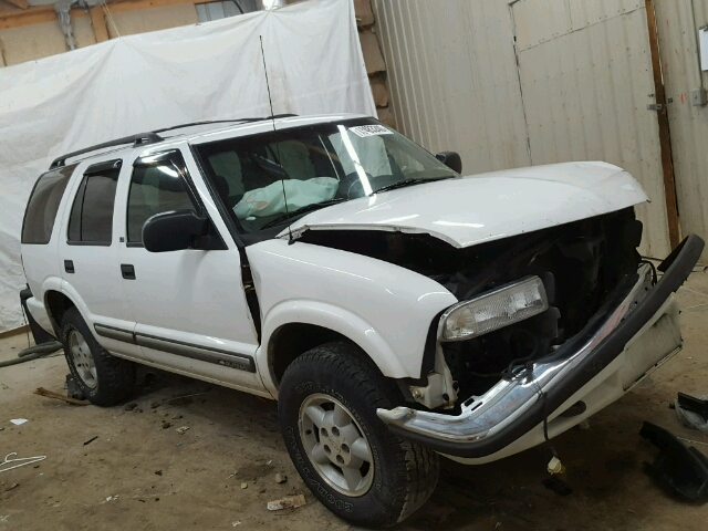 COPART Lot #18483246 2000 CHEVROLET BLAZER