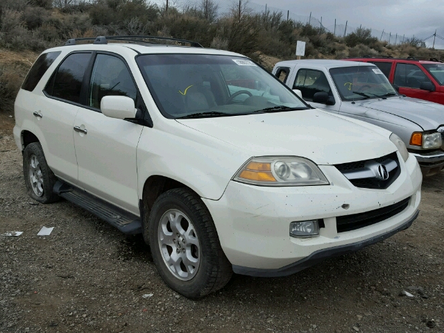 COPART Lot #18862726 2004 ACURA MDX