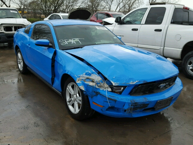 Salvage V | 2010 Ford Mustang