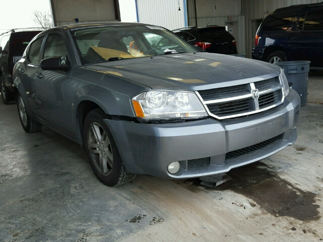 COPART Lot #22556037 2008 DODGE AVENGER SX