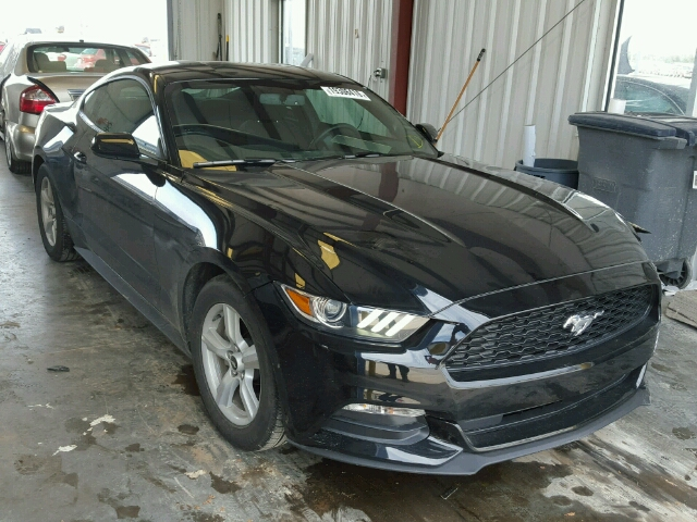 1FA6P8AM7G5255446 - 2016 FORD MUSTANG