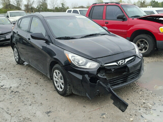 COPART Lot #19096626 2014 HYUNDAI ACCENT GLS
