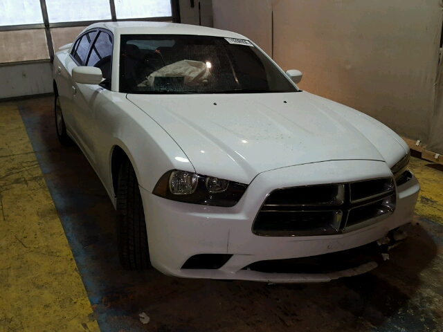 2C3CDXBG0DH507748 - 2013 DODGE CHARGER