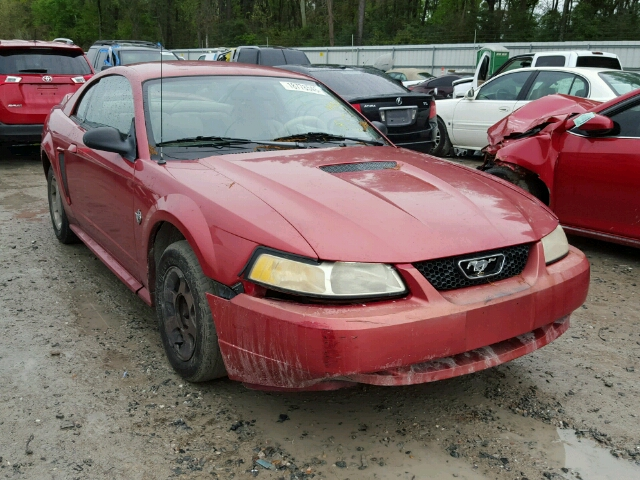 Salvage V | 1999 Ford Mustang