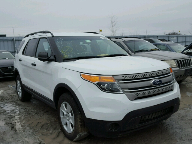 COPART Lot #19268816 2013 FORD EXPLORER