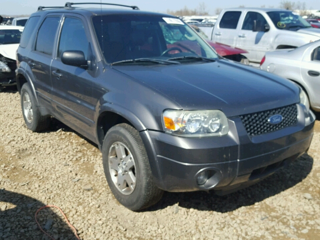 COPART Lot #19617556 2005 FORD ESCAPE LIM