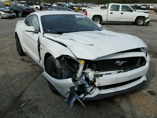 1FA6P8CF0G5241001 - 2016 FORD MUSTANG GT