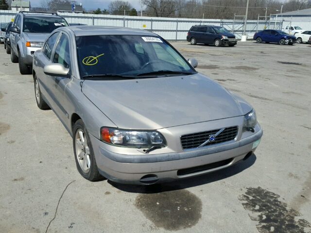 YV1RS58DX12060504 - 2001 VOLVO S60