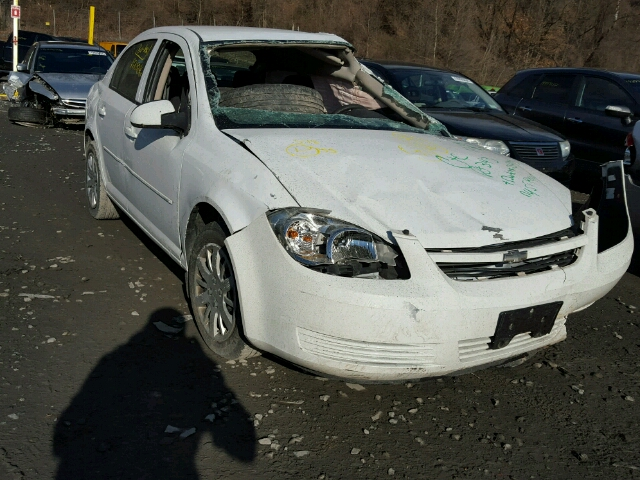 COPART Lot #19709246 2010 CHEVROLET COBALT LT