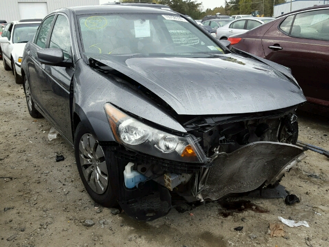 COPART Lot #19758336 2010 HONDA ACCORD LX