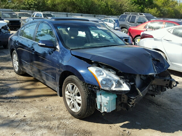 COPART Lot #20304166 2012 NISSAN ALTIMA 2.5