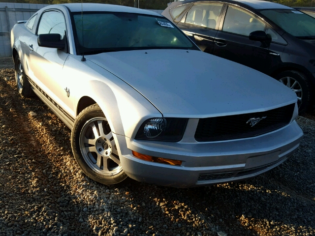 Salvage V | 2009 Ford Mustang