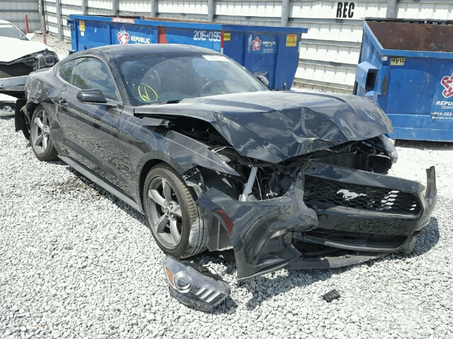 COPART Lot #18709176 2015 FORD MUSTANG