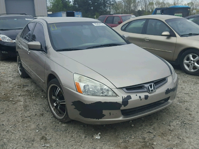 1HGCM56445A126177 - 2005 HONDA ACCORD LX
