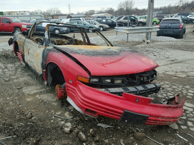 COPART Lot #20285056 1994 OLDSMOBILE CUTLASS SU