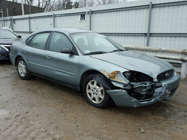 COPART Lot #20399256 2007 FORD TAURUS SE