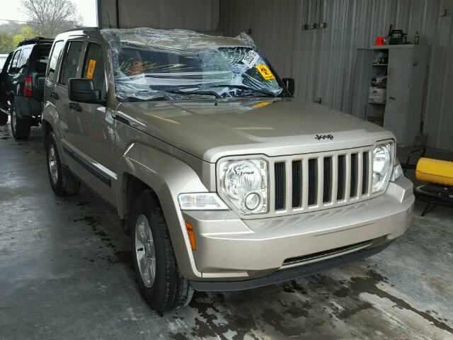 1J4PP2GK7BW508408 - 2011 JEEP LIBERTY SP