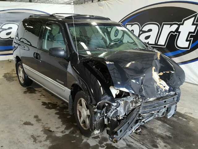 COPART Lot #20625856 2000 NISSAN QUEST SE/G