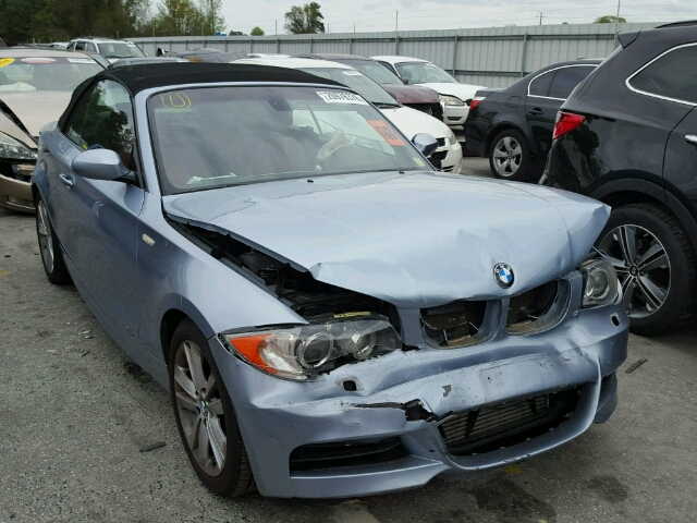 COPART Lot #20976376 2008 BMW 135I