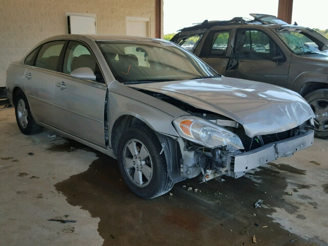 COPART Lot #22105627 2006 CHEVROLET IMPALA LT